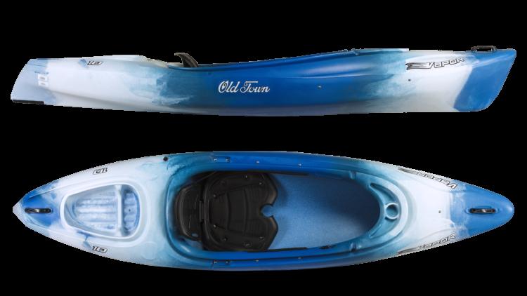 Old Town Vapor 10 Kayak Review