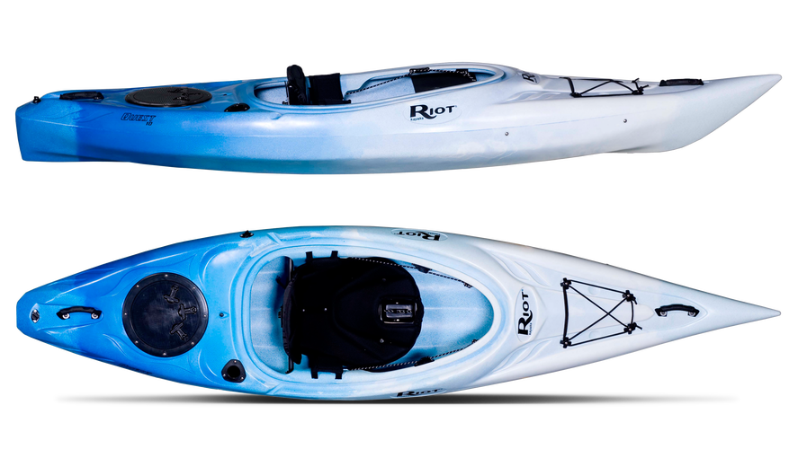 riot quest 10 kayak review