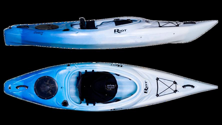 Riot Quest 10 Kayak Review