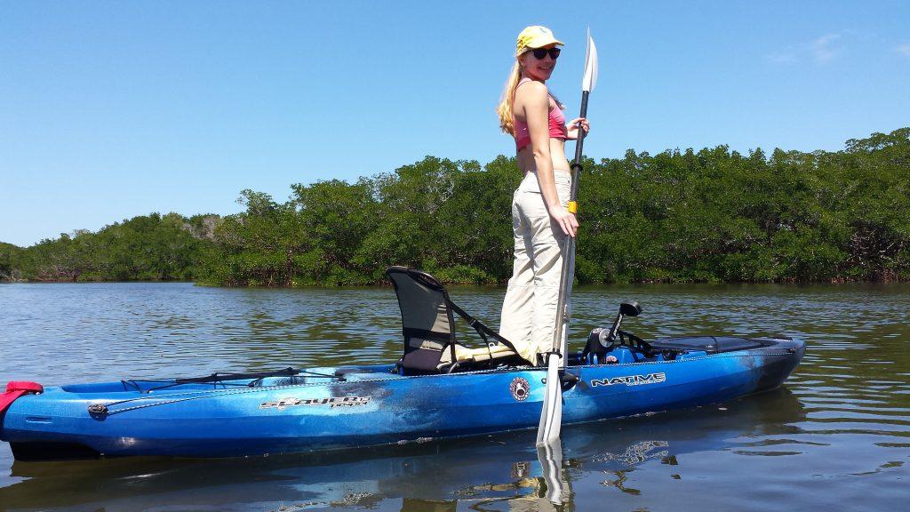 fishing kayak review