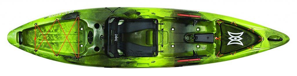 perception pescador kayak