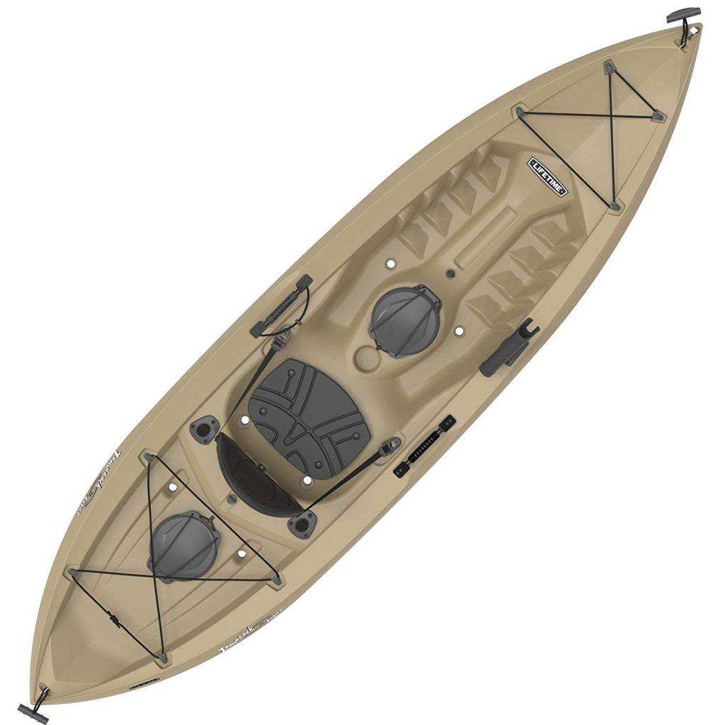 lifetime tamarack kayak