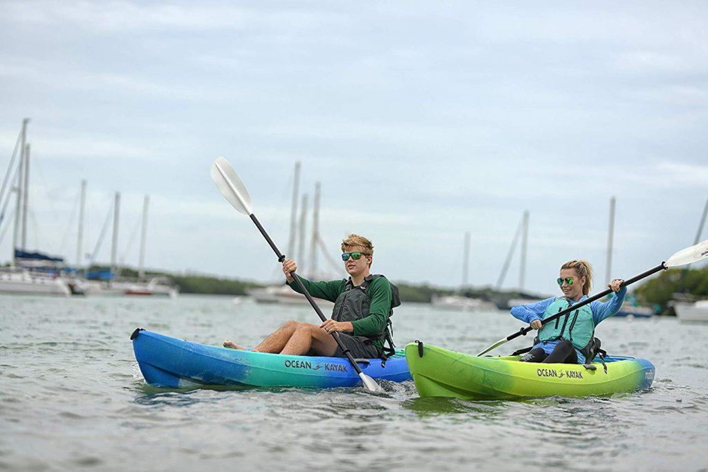 ocean kayak malibu review