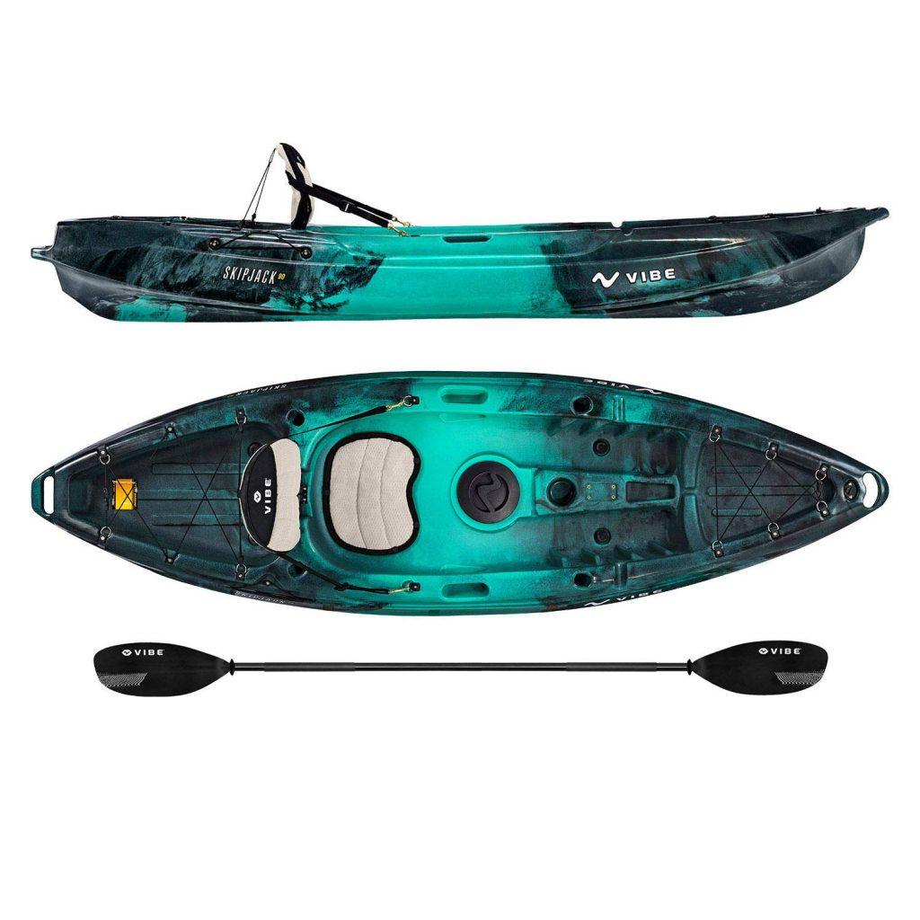vibe kayaks slipjack 90 review